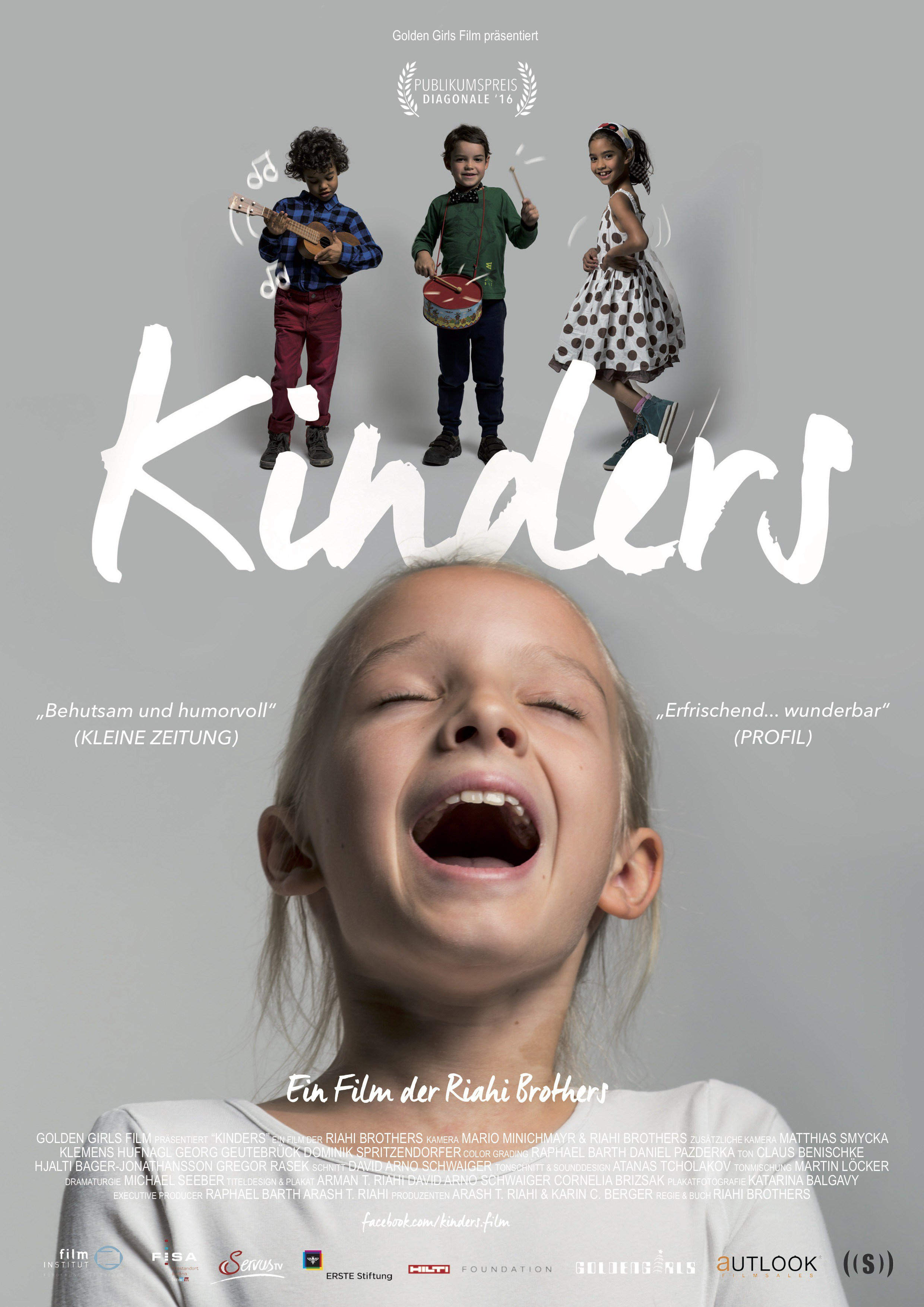 Kinders Poster