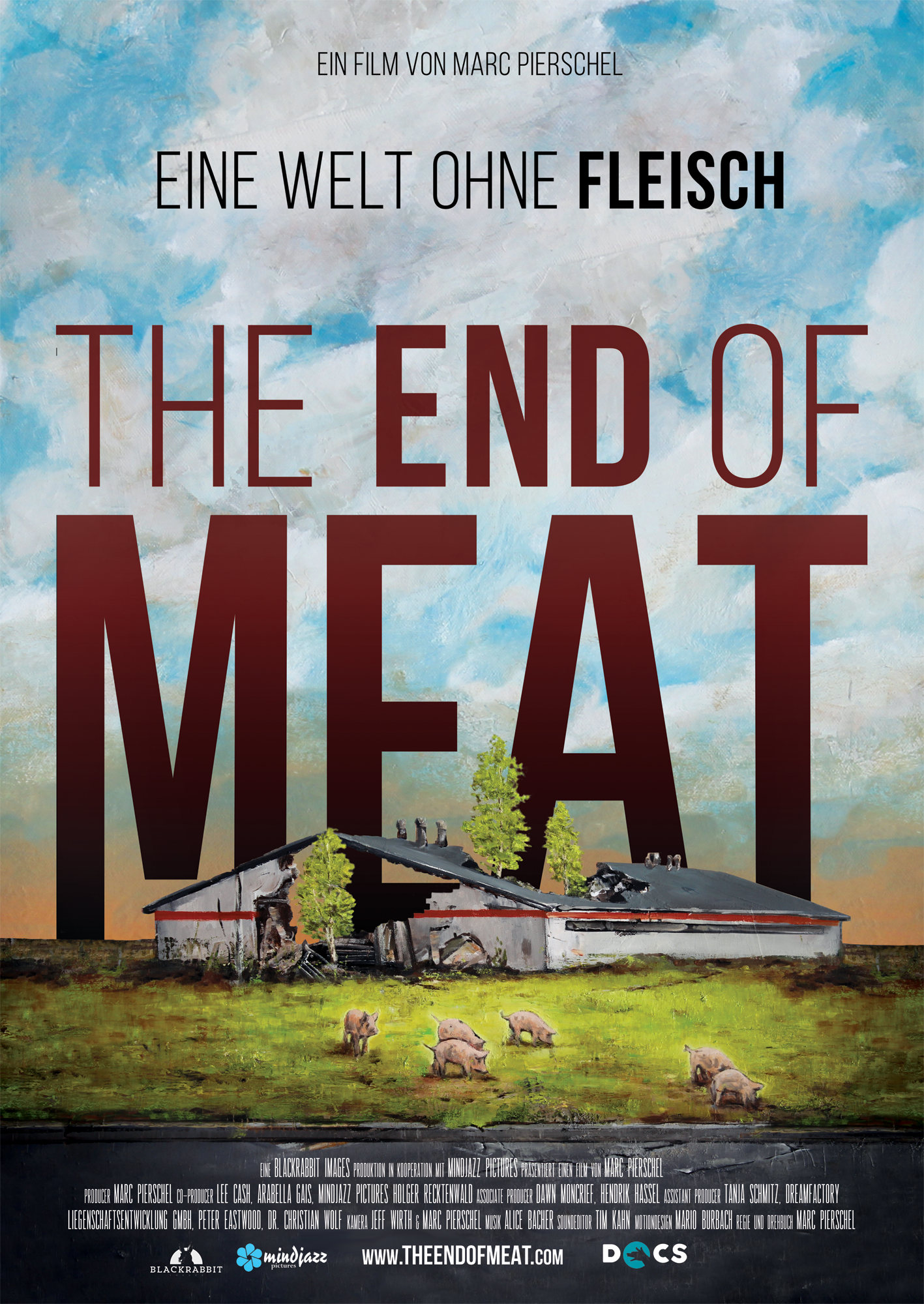 The End of Meat Poster